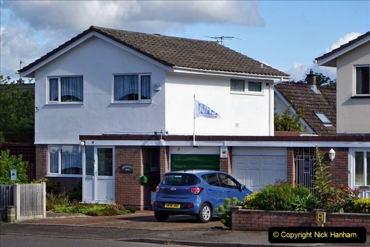2020-05-04 Covid 19 walk Parkstone Golf Club Poole, Dorset.  (83) 083