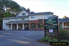 2020-05-04 Covid 19 walk Parkstone Golf Club Poole, Dorset.  (10) 010