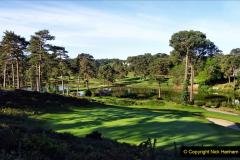 2020-05-04 Covid 19 walk Parkstone Golf Club Poole, Dorset.  (27) 027
