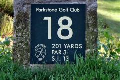 2020-05-04 Covid 19 walk Parkstone Golf Club Poole, Dorset.  (31) 031