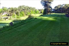 2020-05-04 Covid 19 walk Parkstone Golf Club Poole, Dorset.  (33) 033