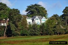 2020-05-04 Covid 19 walk Parkstone Golf Club Poole, Dorset.  (56) 056