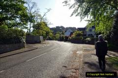 2020-05-04 Covid 19 walk Parkstone Golf Club Poole, Dorset.  (6) 006