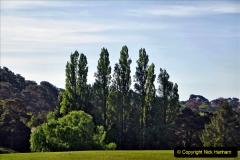 2020-05-04 Covid 19 walk Parkstone Golf Club Poole, Dorset.  (60) 060