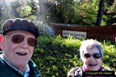 2020-05-04 Covid 19 walk Parkstone Golf Club Poole, Dorset.  (9) 009