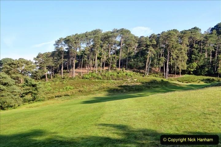 2020 May 07 Covid 19 Walk around Parkstone Golf Club third time (10) 010