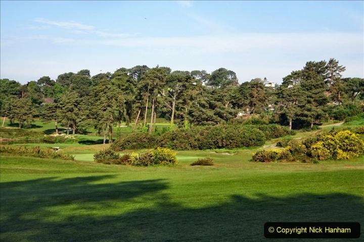 2020 May 07 Covid 19 Walk around Parkstone Golf Club third time (11) 011