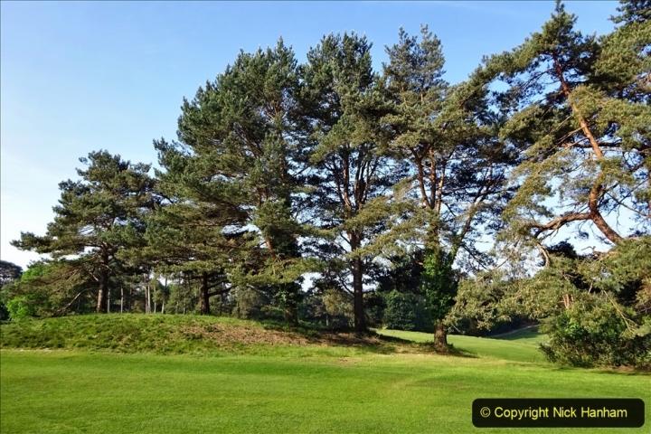 2020 May 07 Covid 19 Walk around Parkstone Golf Club third time (14) 014