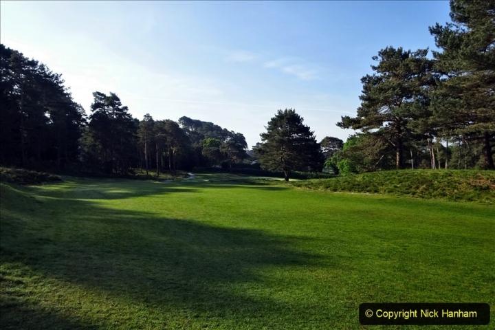 2020 May 07 Covid 19 Walk around Parkstone Golf Club third time (15) 015