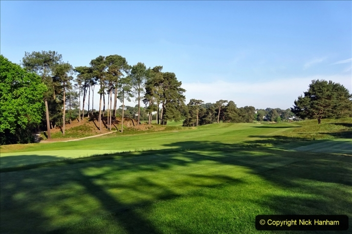 2020 May 07 Covid 19 Walk around Parkstone Golf Club third time (17) 017