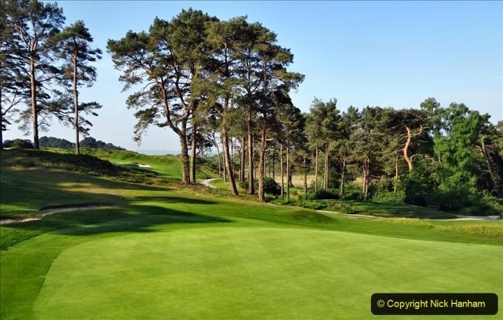 2020 May 07 Covid 19 Walk around Parkstone Golf Club third time (18) 018