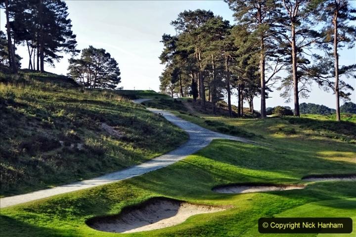 2020 May 07 Covid 19 Walk around Parkstone Golf Club third time (19) 019