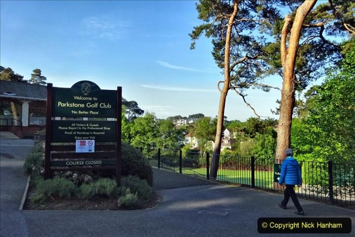 2020 May 07 Covid 19 Walk around Parkstone Golf Club third time (2)