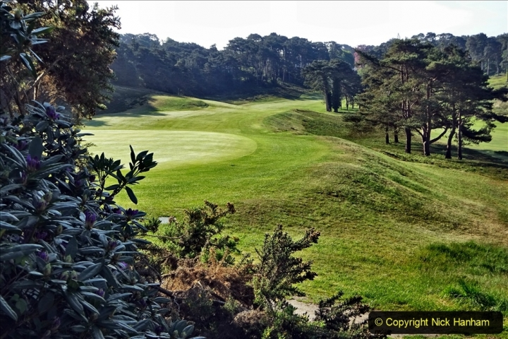 2020 May 07 Covid 19 Walk around Parkstone Golf Club third time (25) 025