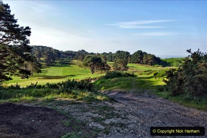 2020 May 07 Covid 19 Walk around Parkstone Golf Club third time (27) 027