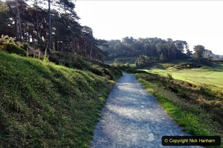 2020 May 07 Covid 19 Walk around Parkstone Golf Club third time (3) 003