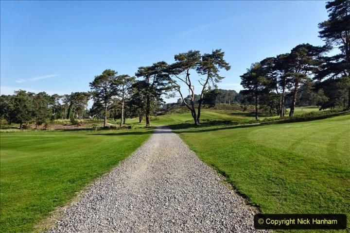 2020 May 07 Covid 19 Walk around Parkstone Golf Club third time (30) 030