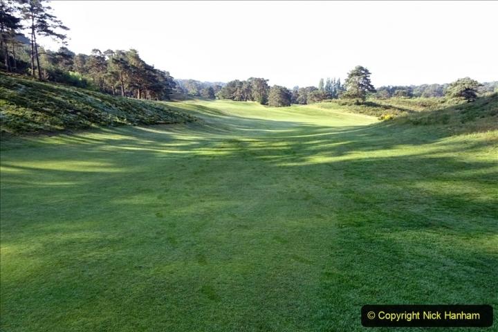 2020 May 07 Covid 19 Walk around Parkstone Golf Club third time (8) 008