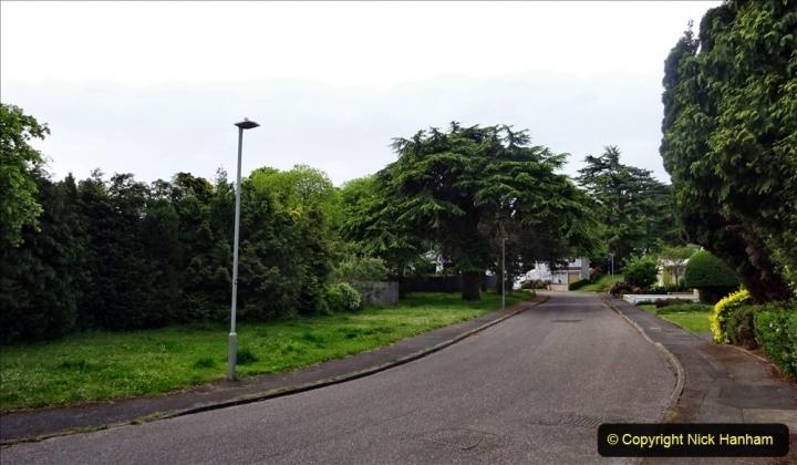 2020 05 10 Covid 19 walk Lilliput Evening Hill Luscombe Vale (1) 001