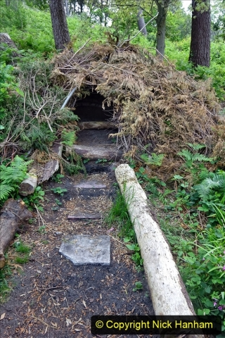 2020 05 10 Covid 19 walk Lilliput Evening Hill Luscombe Vale (12) 012