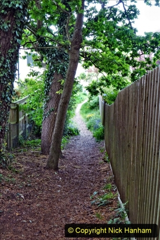 2020 05 10 Covid 19 walk Lilliput Evening Hill Luscombe Vale (13) 013