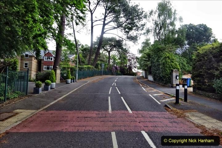 2020 05 10 Covid 19 walk Lilliput Evening Hill Luscombe Vale (23) 023