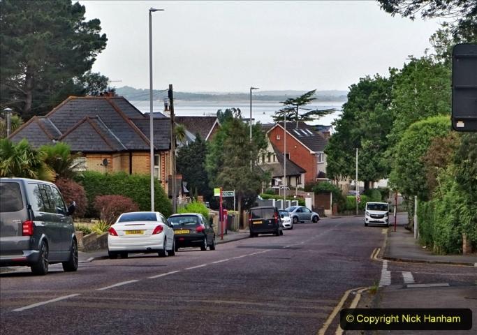 2020 05 10 Covid 19 walk Lilliput Evening Hill Luscombe Vale (29) 029
