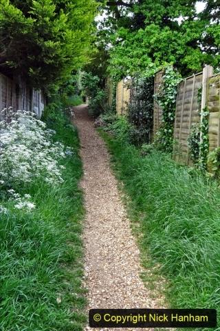 2020 05 10 Covid 19 walk Lilliput Evening Hill Luscombe Vale (3) 003