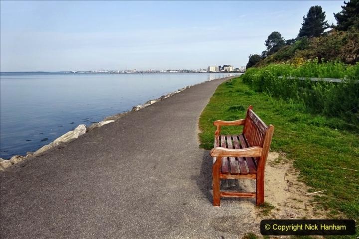 2020 05 10 Covid 19 walk Lilliput Evening Hill Luscombe Vale (38) 038