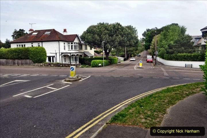 2020 05 10 Covid 19 walk Lilliput Evening Hill Luscombe Vale (63) 063