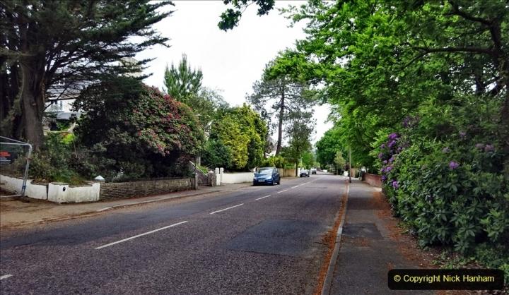 2020 05 10 Covid 19 walk Lilliput Evening Hill Luscombe Vale (65) 065