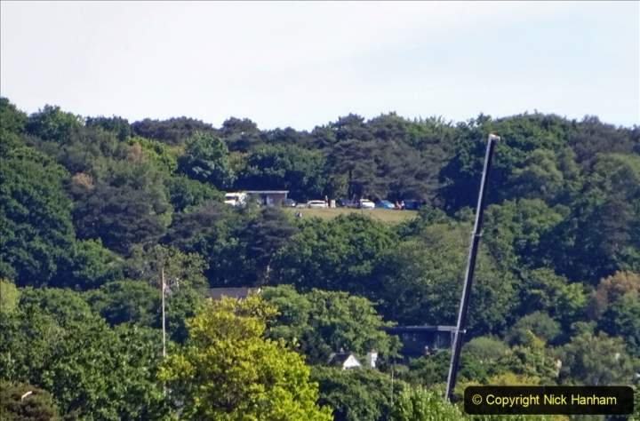 2020-05-18 Covid 19 Walks Circumnavigation of Poole Park, Poole, Dorset. (107) 107