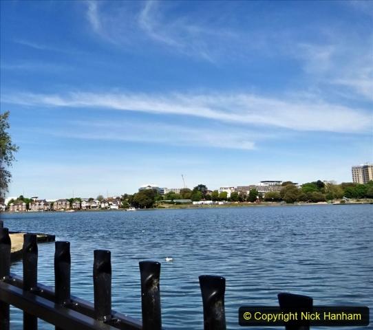 2020-05-18 Covid 19 Walks Circumnavigation of Poole Park, Poole, Dorset. (122) 122