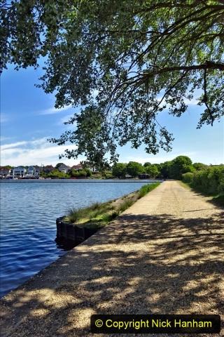 2020-05-18 Covid 19 Walks Circumnavigation of Poole Park, Poole, Dorset. (124) 124
