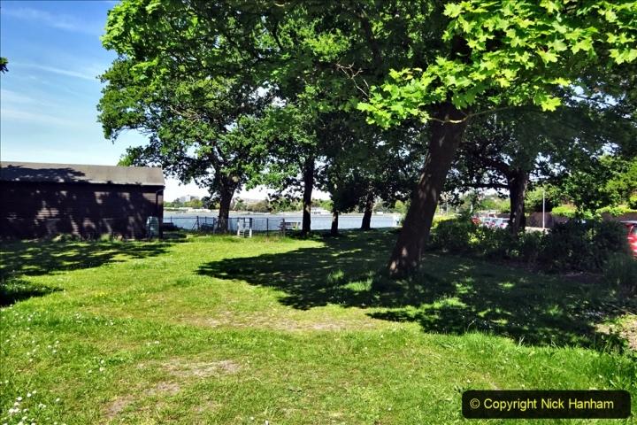2020-05-18 Covid 19 Walks Circumnavigation of Poole Park, Poole, Dorset. (126) 126