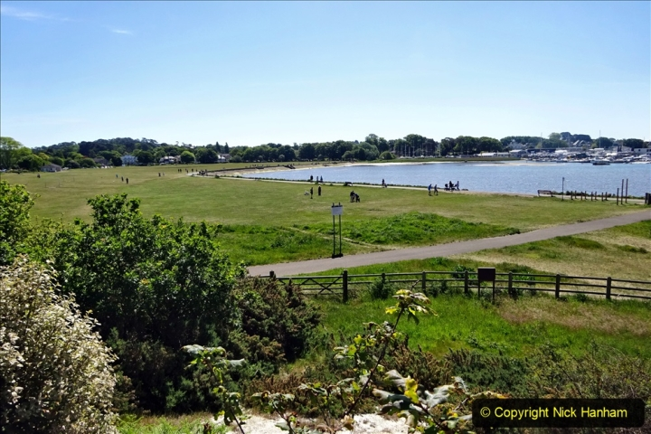 2020-05-18 Covid 19 Walks Circumnavigation of Poole Park, Poole, Dorset. (130) 130