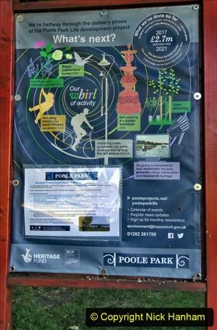 2020-05-18 Covid 19 Walks Circumnavigation of Poole Park, Poole, Dorset. (17) 017