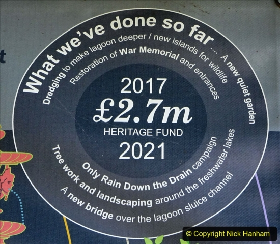 2020-05-18 Covid 19 Walks Circumnavigation of Poole Park, Poole, Dorset. (18) 018
