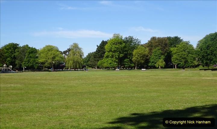 2020-05-18 Covid 19 Walks Circumnavigation of Poole Park, Poole, Dorset. (20) 020
