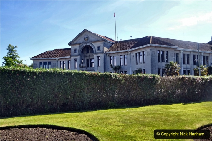 2020-05-18 Covid 19 Walks Circumnavigation of Poole Park, Poole, Dorset. (25) 025