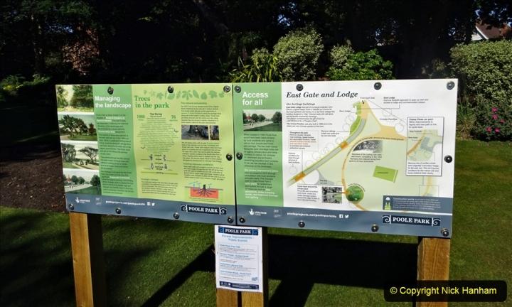 2020-05-18 Covid 19 Walks Circumnavigation of Poole Park, Poole, Dorset. (29) 029