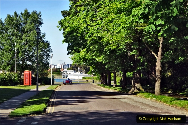 2020-05-18 Covid 19 Walks Circumnavigation of Poole Park, Poole, Dorset. (39) 039