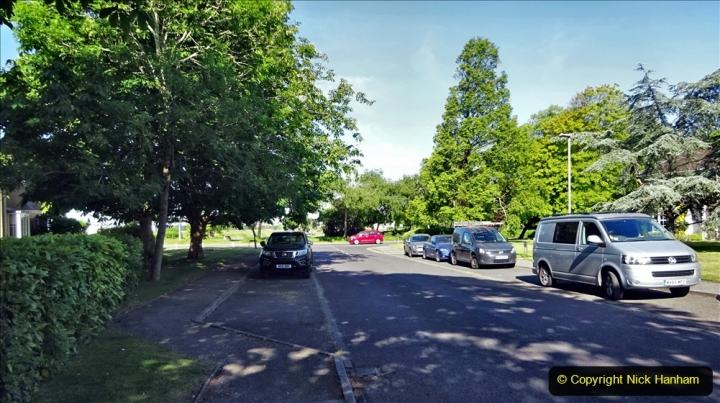 2020-05-18 Covid 19 Walks Circumnavigation of Poole Park, Poole, Dorset. (4) 004