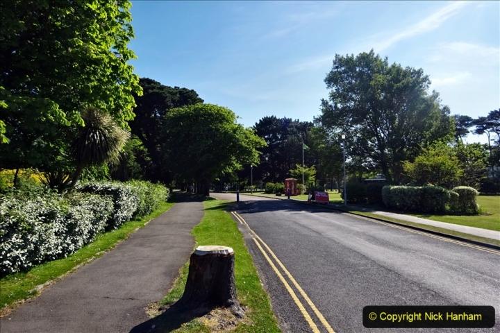 2020-05-18 Covid 19 Walks Circumnavigation of Poole Park, Poole, Dorset. (43) 043