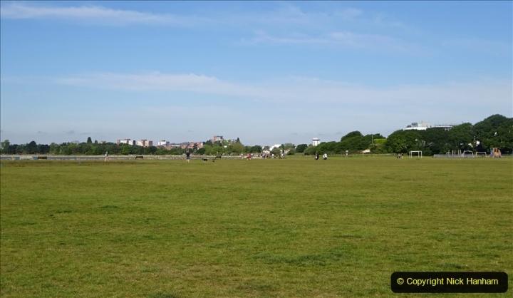 2020-05-18 Covid 19 Walks Circumnavigation of Poole Park, Poole, Dorset. (5) 005