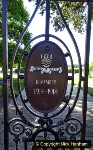 2020-05-18 Covid 19 Walks Circumnavigation of Poole Park, Poole, Dorset. (63) 063