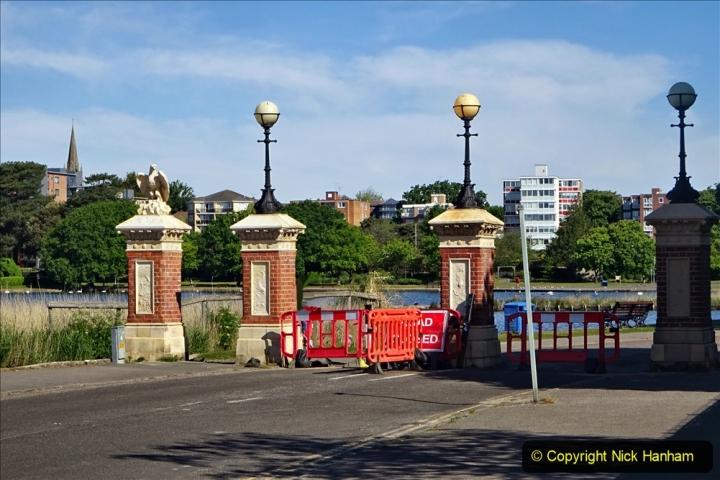 2020-05-18 Covid 19 Walks Circumnavigation of Poole Park, Poole, Dorset. (7) 007