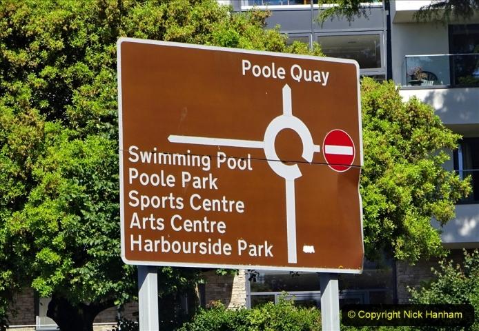 2020-05-18 Covid 19 Walks Circumnavigation of Poole Park, Poole, Dorset. (77) 077