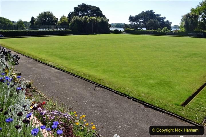 2020-05-18 Covid 19 Walks Circumnavigation of Poole Park, Poole, Dorset. (80) 080