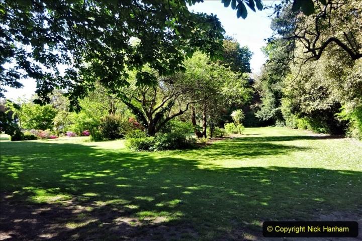2020-05-18 Covid 19 Walks Circumnavigation of Poole Park, Poole, Dorset. (90) 090